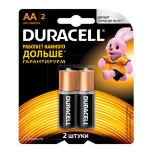Элементы питания Duracell