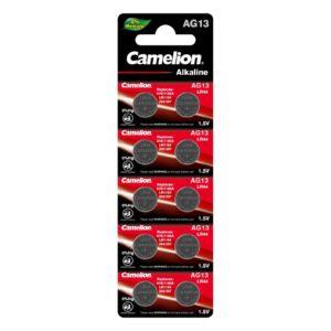 Часовые элементы питания Camelion