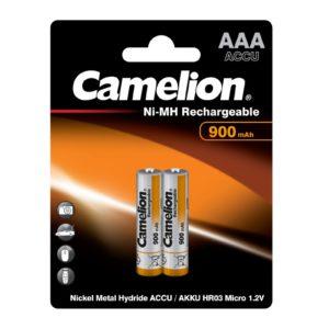 Аккумуляторы Camelion