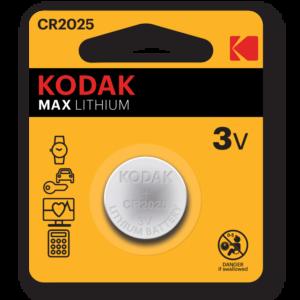 Диски литиевые Kodak