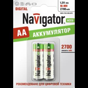 Аккумуляторы NAVIGATOR