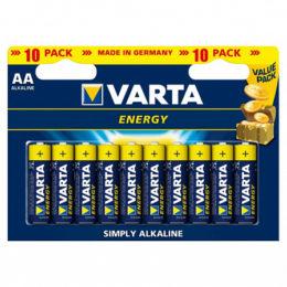 Varta Элемент питания Energy LR6 4106 BL10  200/уп