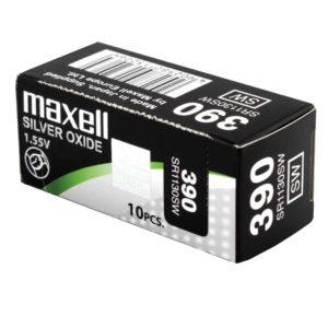 Часовые элементы питания Maxell
