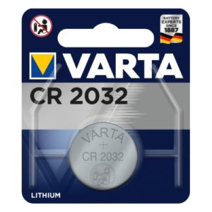 Диски литиевые Varta