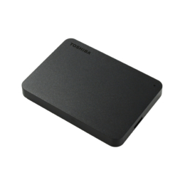Жесткий диск 2,5″ Toshiba 1Tb Canvio Basics черный USB3.0